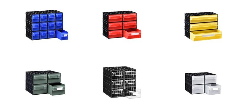 Cassettiere In Plastica Per Ufficio.Vipa Industria Stampaggio Materie Plastiche