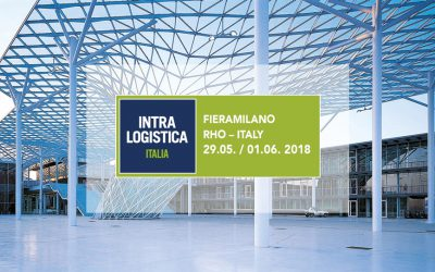 Dal 29/05/2018 al 01/06/2018 – INTRALOGISTICA ITALIA