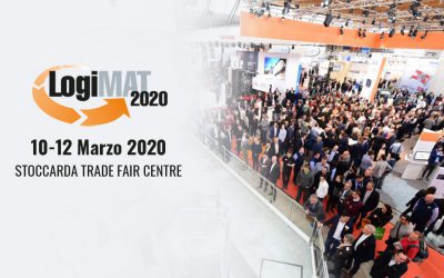 Dal 10/03/2020 al 12/03/2020 – LOGIMAT 2020