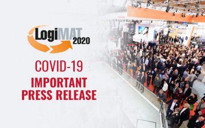 Logimat 2020 – COVID-19