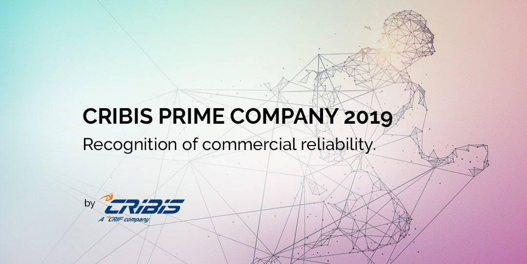 Cribis Prime Company 2019