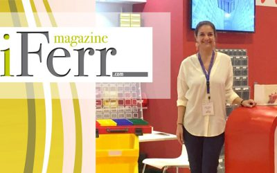 "Vipa for the hardware"":  Laura Pasquini interviewed by iFerr Magazine"