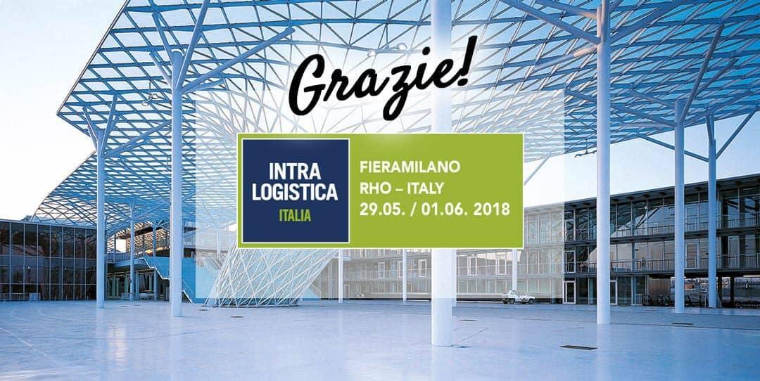 Intralogistica Italia 2018